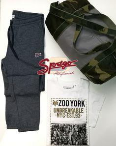 [PROPOSTA]  #SpagoAbbigliamento #AbbigliamentoUomo #SpagoUomo #AccessoriUomo #Proposta #JackandJones #ZooYork Ravenna24Ore Abbigliamento Uomo