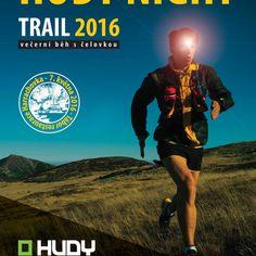HUDY Night Trail Tábor