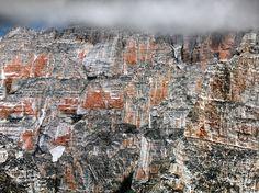 Dolomites by Olivo Barbieri