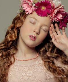cosmic flowergirl