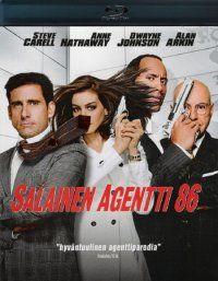 Salainen agentti 86 (Blu-ray)