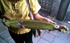 Oroxylum indicum Celery, Zucchini, Seeds, Fruit, Vegetables, Flower, Nature, Bonito, Naturaleza