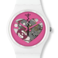 Swatch A La Folie. Special edition Valentine's Day. LOVE IT