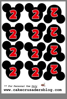 Mickey Mouse Template, Mickey Mouse Cake Topper, Mickey Mouse Crafts, Fiesta Mickey Mouse, Theme Mickey, Bolo Mickey Baby, Mickey Minnie Mouse, Mickey Mouse Clubhouse Birthday Party, Mickey Mouse Birthday