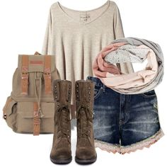 Malia Tate Inspired Outfit - Polyvore