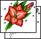 gladiola tattoo | gladiolus Tattoos, flower Tattoos, feminine Tattoos,