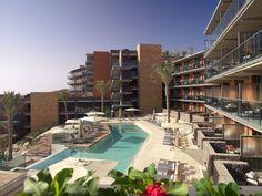 7.th floor of Sheraton Salobre Golf Resort & Spa