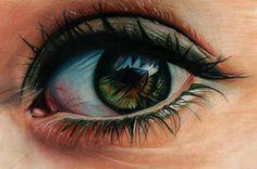 Eye i by Briscott.deviantart.com on @deviantART