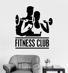 low cost healthy recipes for two people kids pictures Fitness Gym, Fitness Logo, Physical Fitness, Gym Design, Logo Design, Wall Stickers Unique, Gym Logo, Gym Decor, My Gym