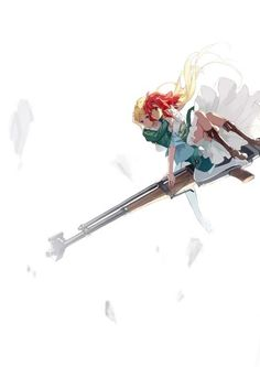Anime:Shuumatsu no Izetta Moe Anime, Anime Art, Shuumatsu No Izetta, Yuri, The Last Witch, Lesbian Love, Manga, Shoujo, Cool Drawings