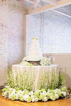 Photographer: Magen Davis Photography  Florist: HotHouse Design Studio  Venue: Bridgestreet Gallery & Loft