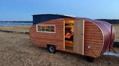 Una #caravana perfecta para los amantes de la naturaleza #caravaning #camper