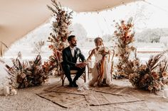 The Floral Design in This Les Domaines de Patras Wedding Will Blow Your Mind Tent Wedding, Wedding Blog, Our Wedding, Wedding Venues, Wedding Ceremony, Green Wedding Dresses, Floral Wedding, Voyage Philippines, Provence