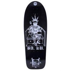 Skull Skates   Skull Skates Diehard Barrier Kult Deck   10x30