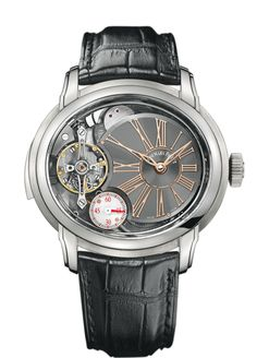 Millenary MINUTE REPEATER WITH AP ESCAPEMENT, Watch Reference 26371TI.OO.D002CR.01