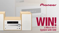 #Pioneer Micro Hi-Fi System competition - Winner: Andrew Miles