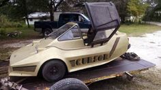 Mystery Moped: 1985 Cursor Microcar - http://barnfinds.com/mystery-moped-1985-cursor-microcar/