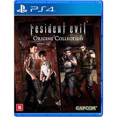 [Americanas] Jogos RE Origins - R$87,00 / Far Cry Primal - R$133,00 / The Division PS4 - R$142,00