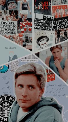 1980s Films, 80s Movies, Iconic Movies, Good Movies, Fan Poster, Poster Prints, Aesthetic Iphone Wallpaper, Aesthetic Wallpapers, Emilio Estevez