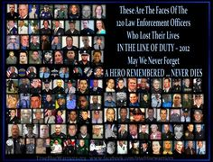 Faces of the fallen in RIP, my brothers and sisters. Law Enforcement Wife, Support Law Enforcement, Police Wife Life, Police Family, North Carolina Highway Patrol, Houston Police, Fallen Officer, Thin Blue Lines, Police Officer