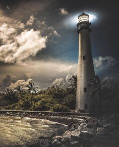 Stunning photo taken in Key Biscayne, Florida by Brian Johnston