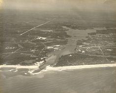 An aerial photo of the Juno Beach Pier in Juno Beach Pier, Palm Beach County, Airplane View, Photos, Pictures