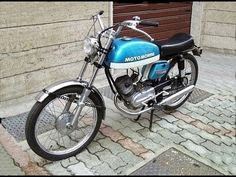 SPECIFICATION OF MOTO MORINI Corsarino 1963
