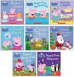 Peppa Pig: Storytime Collection