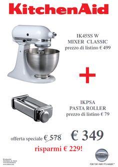 ROBOT DA CUCINA Artisan DA 6,9 L 5KSM7580X 5KSM7580X-WER > Piccoli ...