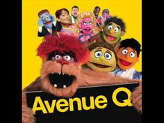 We are def using this video. About what to do when life gets blue :(   Avenue Q: For Now