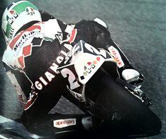 Ezio Gianola honda rs125