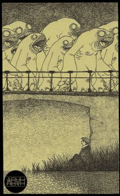 "madebyabvh: "" Original illustration by Don Kenn """