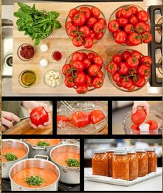 How to Make Big-Batch Summer Tomato Sauce: Keep the taste of the ...