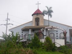The Padre Pio Church, one of community's visible landmark