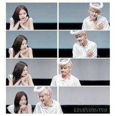 Cute Relationship Goals, Cute Relationships, Couple Wallpaper, Bts Wallpaper, Cute Asian Babies, Kpop Couples, V Cute, Blackpink Memes, Blackpink And Bts