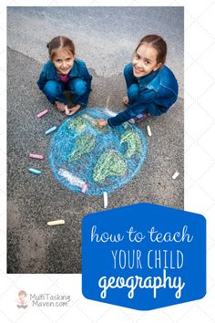 How to teach geography starts with lines and shapes, grab your sketch book, a good atlas and you are ready to go. Click here for step by step:  http://multitaskingmaven.com/how-to-teach-geography/