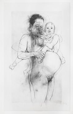 Find the latest shows, biography, and artworks for sale by Jenny Saville. Jenny Saville paints female nudes in extreme states of grotesque exaggeration—defor… Figure Painting, Figure Drawing, Painting & Drawing, Jenny Saville Paintings, Abstract Sketches, Kiki Smith, Life Drawing, Figurative Art, Art Drawings