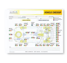 Multi-Point Inspection Forms-Chrysler