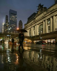 Grand Central Terminal / New York