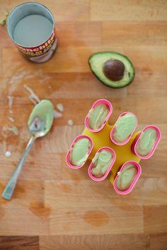 Tropical Avocado Pop