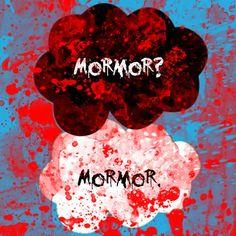 Mormor? Mormor. Sebastian Moran&Jim Moriarty, hell yes please