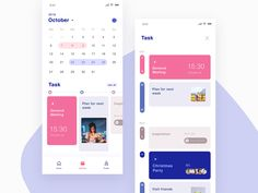 Calendar memo by 初夏Ruby Calendar Ui, Kids Calendar, Calendar Design, Wall Calendars, Magazine Design, Graphic Design Magazine, App Ui Design, Mobile App Design, Web Design