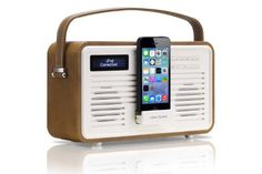 VQ (Formerly View Quest) Retro Style ColourGen DAB/DAB+ FM Radio Speaker with Lightning Charging Dock Station for iPhone - Brown View Quest http://www.amazon.co.uk/dp/B00H520KPQ/ref=cm_sw_r_pi_dp_QpKLwb1SJY05S