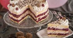 Hungarian Recipes, Hungarian Food, Tiramisu, Cheesecake, Pie, Sweets, Breakfast, Ethnic Recipes, Bakken