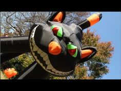 Grab some #HalloweenInflatableDecoration ideas from this video; enjoy watching :-)