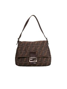 e4291e941865 Fendi Zucca Mama Forever Shoulder Bag