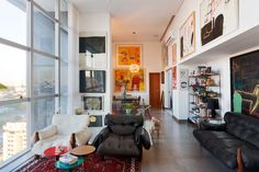 Apartamento MS / Daniel Almeida Arquitetura