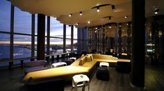 Awesome Architecture » W Hotel Barcelona Interiors by Charles Farruggio
