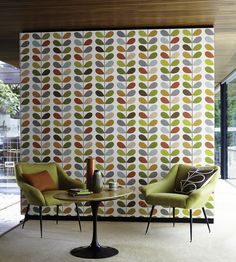 Multi Stem Wallpaper by Harlequin | Jane Clayton