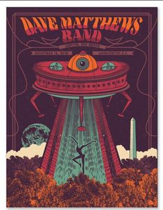 Buy Posters, Movie Posters, Capital One, Dave Matthews Band, Tonight Show, Washington Dc, Peace And Love, December, Artwork